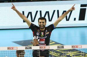 تمجید فدراسیونجهانی والیبال از ستاره ایرانی