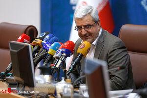 نشست خبری رئیس ستاد انتخابات وزارت کشور