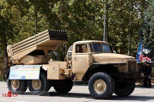 جمهوری اسلامی با این خودرو به مردم حمله کرد؟! +عکس