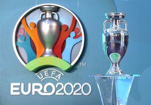 عکس/ سید بندی مسابقات یورو ۲۰۲۰
