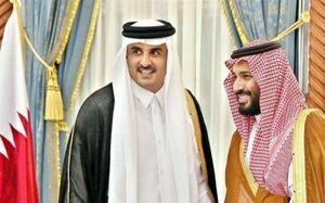 پشت پرده سفر محرمانه وزیر خارجه قطر به ریاض و آشتی عربی