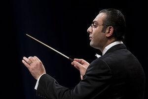 «بردیا کیارس» کیست/ همکار صهیونیستها چگونه گزینه رهبری ارکستر سمفونیک ایران شد؟ +عکس و فیلم