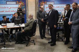 بازدید وزیر کشور از ستاد انتخابات کشور