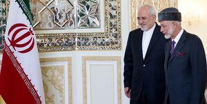 وزیر خارجه عمان دوشنبه در تهران