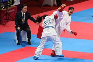 دستاورد کاراته کاهای ایران از اتریش
