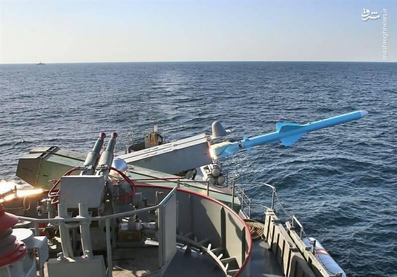 بازوی موشکی ایران در دریا با «پهپاد OTH» بلندتر شد