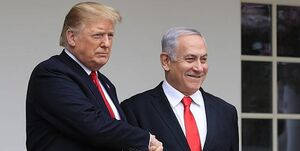 نتانیاهو و ترامپ
