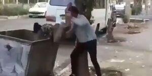اولین فیلم از عامل آزار کودک کار در استان البرز