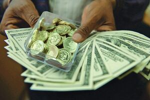 قیمت بازار طلا و ارز در ۱۹ اردیبهشت