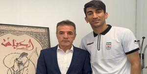 بیرانوند نماد تضییع شدن حق فوتبال ایران است