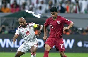 توقف حریف ایران و پیروزی قطر با دبل مرد سال آسیا