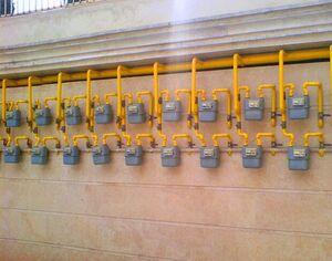 راهاندازی سامانه قطع جریان گاز در زمان وقوع زلزله