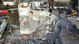 زلزله آلبانی