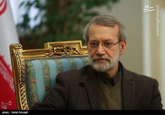 تاکید لاریجانی بر نقش ایران و ترکیه در ایجاد امنیت منطقه
