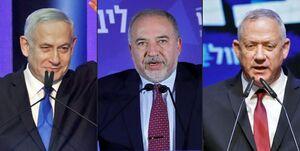 لیبرمن در حمایت از نتانیاهو، گانتز را تهدید کرد