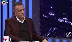 فیلم/ اتهام سنگین انصاریفرد علیه فدراسیون فوتبال