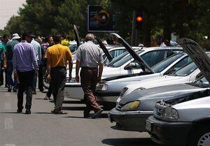 بخر بفروشهای خودرویی پشیمان شدند/توقف افزایش قیمتها در بازار