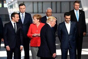 فرانسه: آماده مقابله به مثل با سیاست آمریکا هستیم