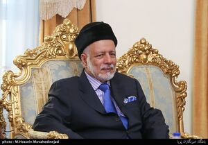 وزیر خارجه عمان در ایران چه میکند؟