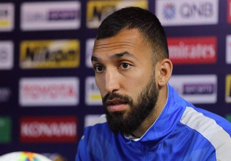 واکنش چشمی به خبر توافقش با باشگاه قطری