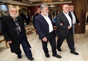 دیدار ۵ ساعته رهبران حماس و جهاد اسلامی در قاهره