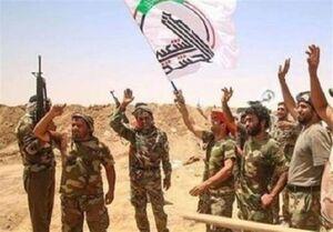 حشدالشعبی حمله داعشیها را برای دومین بار دفع کرد