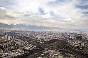 هوای تهران قابل قبول شد/بارندگی شاخص را به ۷۰ کاهش داد