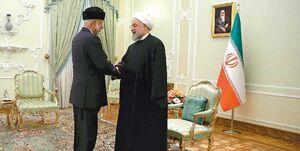 روزنامه کویتی: بن علوی در تهران سه موضوع را بررسی کرد