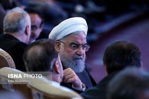 روحانی رئیس جمهور نمایه