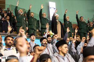 عکس/ کنگره ملی ۹۲ هزار شهید بسیجی