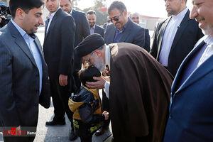 ورود رئیس قوه قضاییه به استان اصفهان