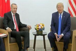 ترامپ و اردوغان درباره سوریه و لیبی گفتوگو کردند