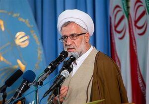رئیس سازمان قضایی نیروهای مسلح شکرالله بهرامی