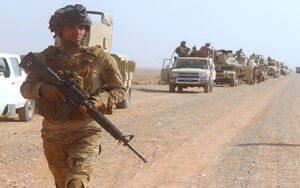 خنثیسازی ۳ کاتیوشای آماده شلیک در اطراف بغداد