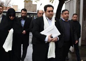 داماد «روحانی» برای انتخابات ثبت نام کرد +فیلم