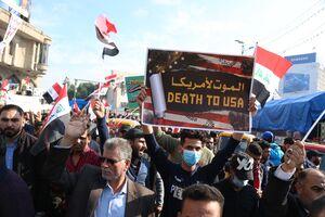 فیلم/ آغاز تجمع مردم عراق در میدان التحریر