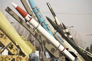 ایران میتواند در یک روز ۴ هزار موشک بالستیک شلیک کند