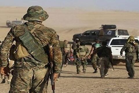 عراق،عناصر،ديالي،حمله،نيروهاي،كُرد،مشاور