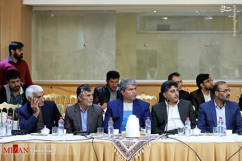 دیدار رئیس قوه قضاییه با نمایندگان تشکلهای کشاورزی استان اصفهان