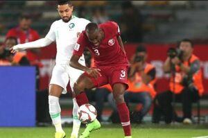 عربستان با شکست قطر فینالیست شد/ عراق از صعود بازماند