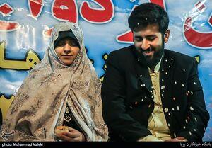 عکس/ ازدواج زوج جهادگر در کوره پزخانههای جنوب تهران