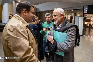 عکس/ ثبت نام الیاس نادران در انتخابات مجلس