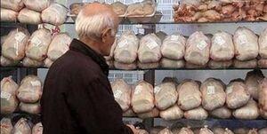 قیمت مرغ کاهش یافت +عکس