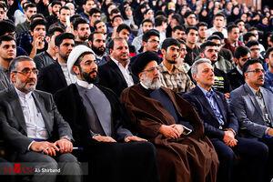 مراسم گرامیداشت روز دانشجو در دانشگاه تهران