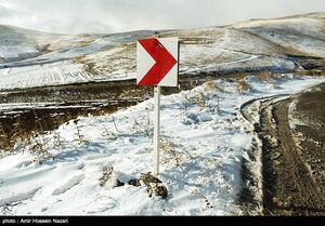 هشدار درباره کولاک و برف در محورهای هراز و فیروزکوه