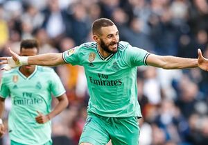 رئال مادرید با گلزنی فرانسویها به صدر جدول رسید
