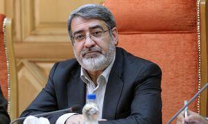عبدالرضارحمانی فضلی وزیر کشور