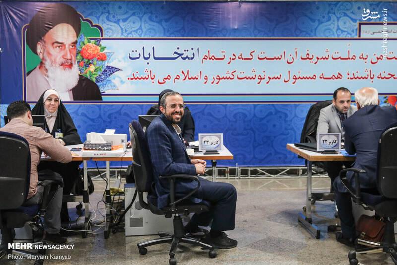 محمدسعید احدیان مدیرمسئول روزنامه خراسان