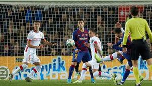 فیلم/ خلاصه دیدار بارسلونا ۵-۲ مایورکا