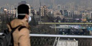 انتشار بوی نامطبوع باز هم تهران را فرا گرفت